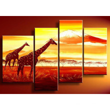 High Quality Art Goup Landscape Oil Painting