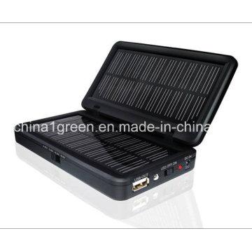 Sistema de generador de energía portátil independiente