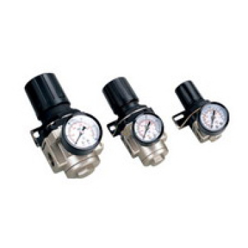 Lubricador de regulador de filtro de aire neumático de alta presión serie QAC