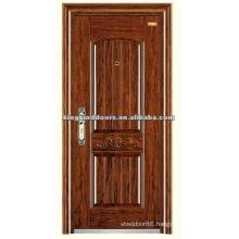 Commercial Lebanon steel door design KKD-558 From China Top Brand KKD