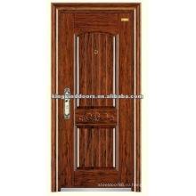 Коммерческий дизайн Ливан стальная дверь KKD-558 из Китая Топ бренда KKD