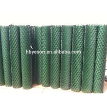 Malla de alambre expandida de aluminio de alta calidad