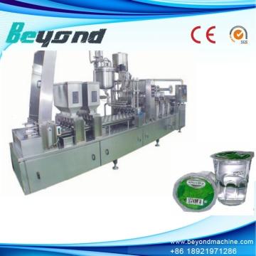 4000-5000cph Taza de agua de llenado de sellado de la máquina