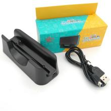 USB Ladestation Ladegerät Dock Ständer Halter für Nintendo NEU 2DSLL NEW2DS XL Konsole Gaming Zubehör mit Kleinkasten
