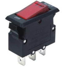 LED Protector Rocker Switch Overload Protection Switch