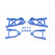 Kit de brazo de suspensión delantera de nylon azul