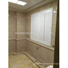 Curtain Times Window Decorative Vinyl Plantation Shutter Components