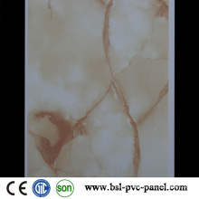 2015 New Design Hotstamp PVC Panel PVC Ceiling 25cm 7mm Hotselling PVC