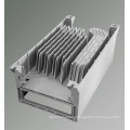 Aluminum Casting Manufacturer Cast Aluminum Heat Sink Base
