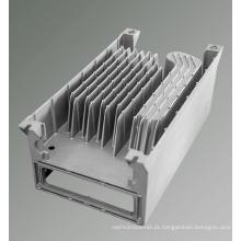 Fundição de peças de alumínio Die Casting Radiator