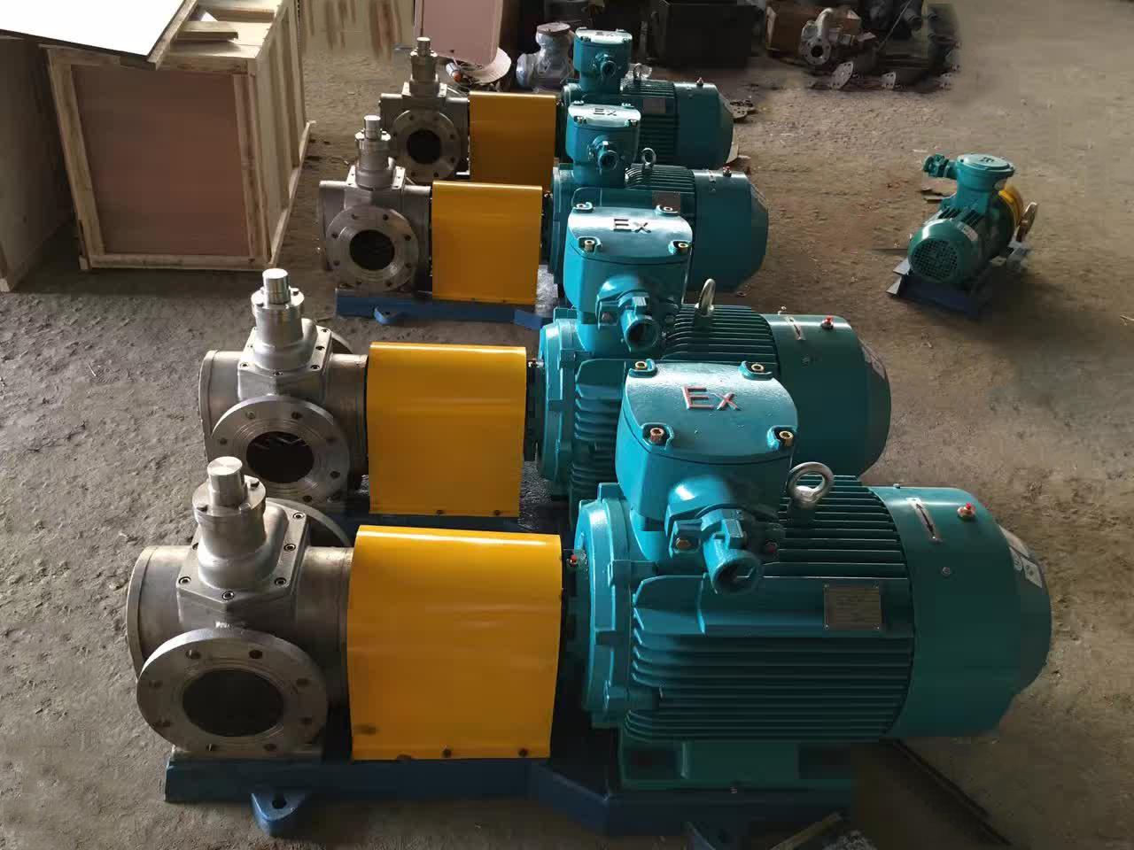 Industrial Grease Pump