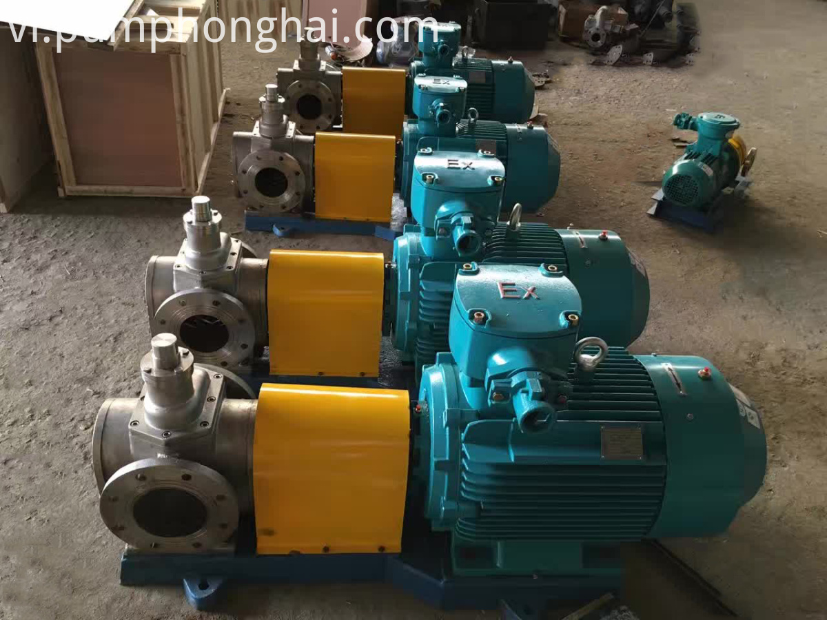 Industrial Grease Pump