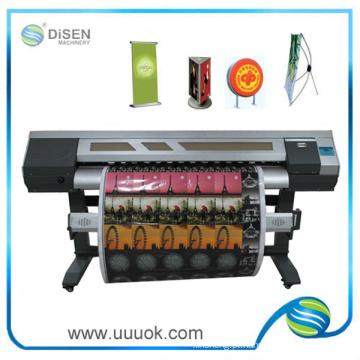Impressora jato de tinta solvente pequeno para venda