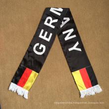 Germany Satin FIFA Promotional Fan Scarf