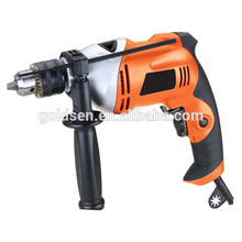 GOLDENTOOL 13mm 220v 710w Power Handheld Wood Steel Concrete Core Drilling Machine Portable Electric China Impact Drill
