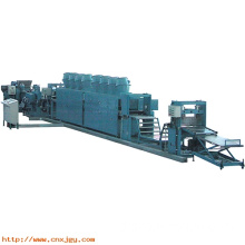 resin sheet production line