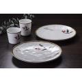 "100% 7""Melamine Tableware/Melamine Round Plate/Dinner Plate (JB13807-07)"
