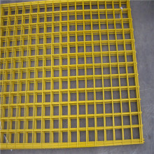 Exterior wall thermal insulation welded wire mesh