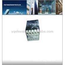 Schindler elevator relay 31Z elevator spare part relay for Schindler elevator