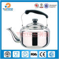 1L-4L stainless steel arab tea kettle, wholesale teapot,industrial cooking kettle