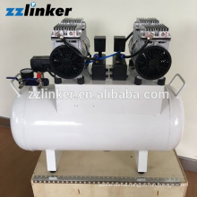 LK-B23 High quality Silent Oil free Dental Air Compresor 60L 1090W