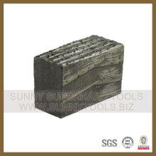 Long Life Segments for Stone Diamonds