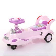 2017 nuevos niños bebé niños Twist Car Swing Car Wiggle coche