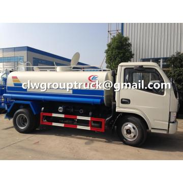 Dongfeng Small 2000-5000 Litres Water Tank Car