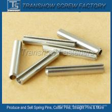 Pino da mola do aço inoxidável DIN1481