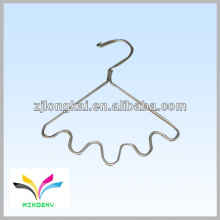 Factory supplier wholesale fashion design cheap metal clothes hanging hook