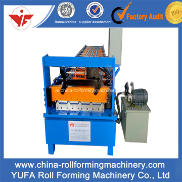 YF Popular Design Wall Panel Roll Forming Machine