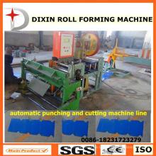 Dx-Ridge-Fliesen-Blatt, das Maschine / lochende Maschine / Schneidemaschine herstellt