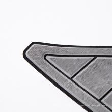 2021 new design stripe anti fatigue dark sheet boat flooring carpet synthetic EVA teak decking marine