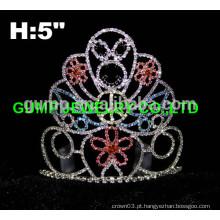 Tiara da coroa de Páscoa, coroa barata da representação histórica de Easter, coroa da coroa do coelho