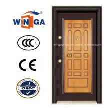 Cadre décoratif MDF Armored Security Steel Doors (W-T03)