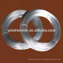 Materiales de construcción Alambre de unión Gi / Alambre de hierro galvanizado