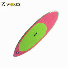 2017 Hand Made Inflatable Sup Paddle High Quality Racing Board