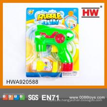Arma caliente de la burbuja de jabón de los juguetes al aire libre del verano