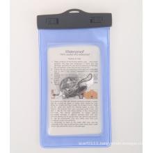 ABS Lock Clear PVC Waterproof Mobile Phone Case (YKY7255)