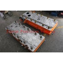 Hochgeschwindigkeits-Präzisionsschritt Progressive Metal Stamping Die Werkzeugform