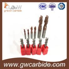 Carbide End Mill HRC50 4 Flutes
