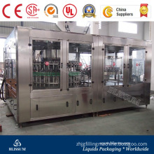 PRFC Glass Bottle Filling Machine