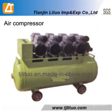 Dental Lab Air Compressor with 8 PCS Style