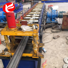 Reliable for Door Frame Roll Forming Machine,Steel Door Frame Roll Forming Machine,Metal Door Frame Roll Forming Machine Manufacturers and Suppliers in China YH27 2000 automatic steel door frame making machines export to French Polynesia Factory