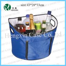 Bolsa de nevera de gel de botellas de vino más fresco bolsa (hx-p2560)