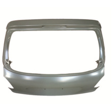 Tail gate for Peugeot 207