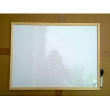 high quality cheap ornate magnetic wood blackboard whiteboard corkboard UV board