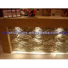 Modernes Hotel Dekoration Relief Innendekoration
