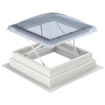 Perfis do quadro do freio do Therma do PVC para Rooflight