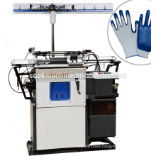 HX-305 7/10/13/15g China manufacturer automatic glove knitting machine
